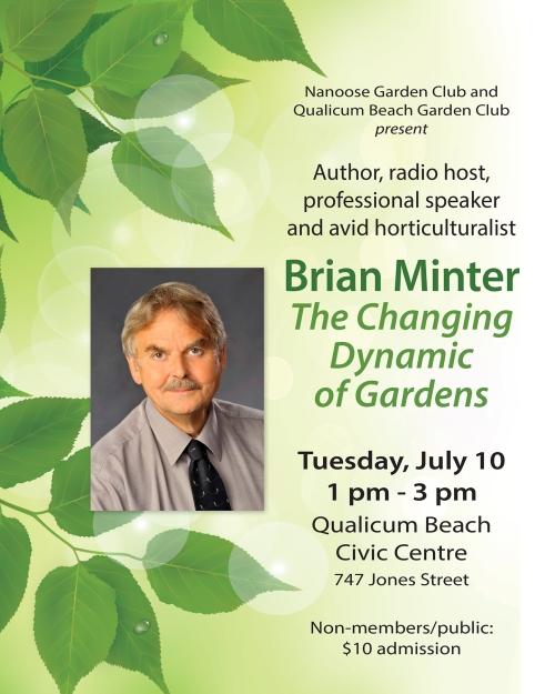 GardenClub-BrianMinterPoster2018
